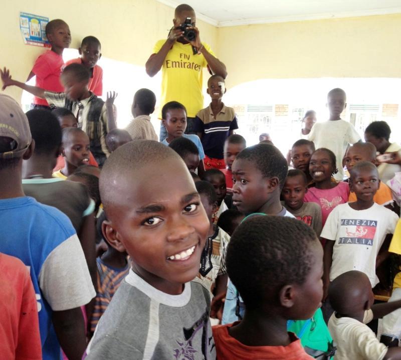 Pilista happy children