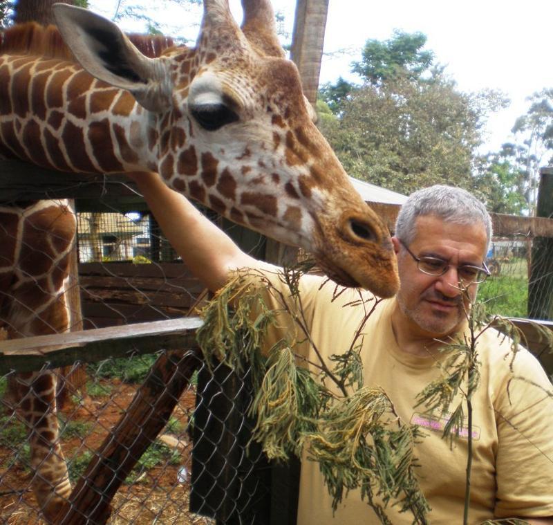 giraffe Richard