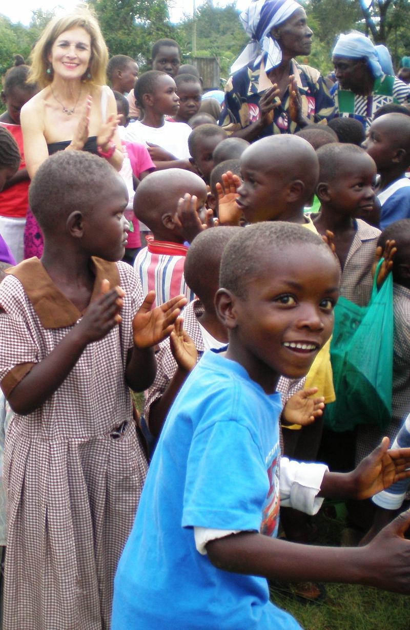 Hope Jodi dance orphans