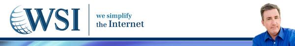 WSI Email Header