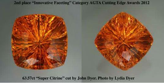 John Dyer AGTA2012