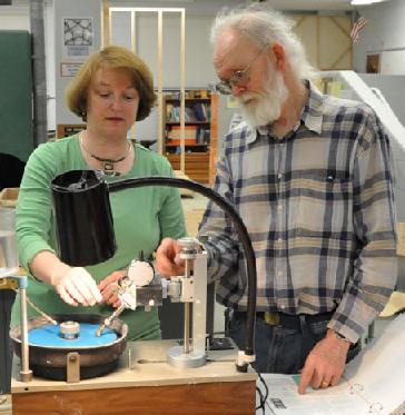 Rochester Lapidary Club - training