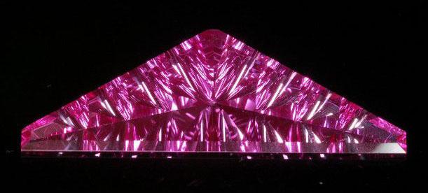 Flynn Pink Fantasy stone