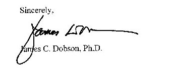 Dr. James Dobson