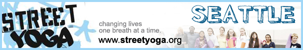 Street Yoga Seattle