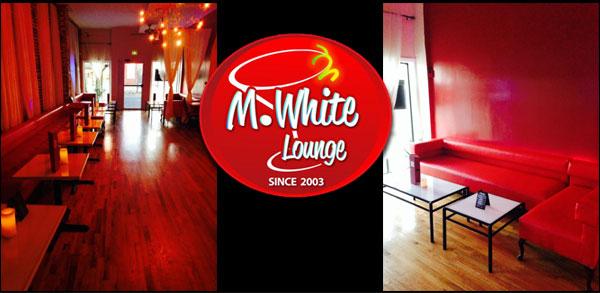 M. White Lounge