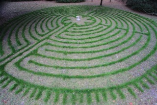 Mary Lynn's labyrinth