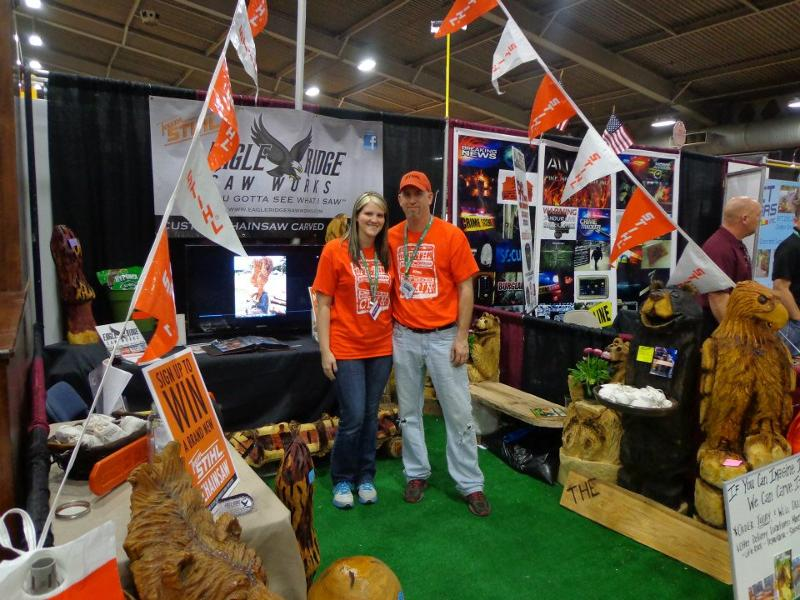 Stihl Chainsaw Giveaway Winner Our April Schedule