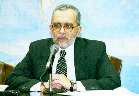 Ambassador Jose A. Graca LIma