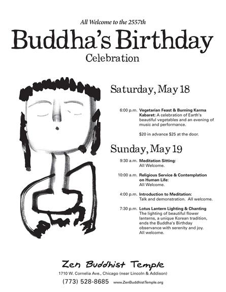 Buddha's Birthday 5.18.13