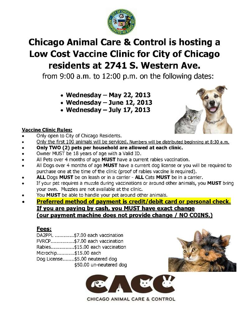 CACC Low Cost Clinic