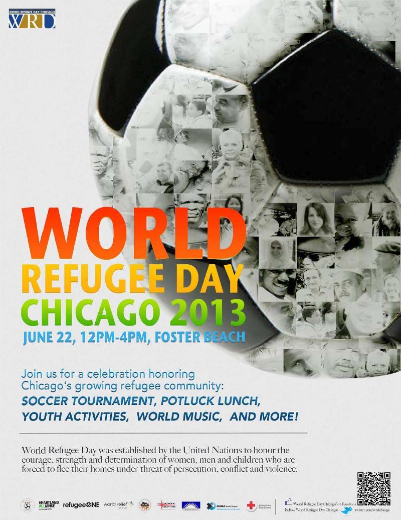 World Refugee Day 6.22