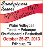 Speaking, Sandpipers nudist resort