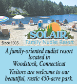 Nudist resorts in connecticut