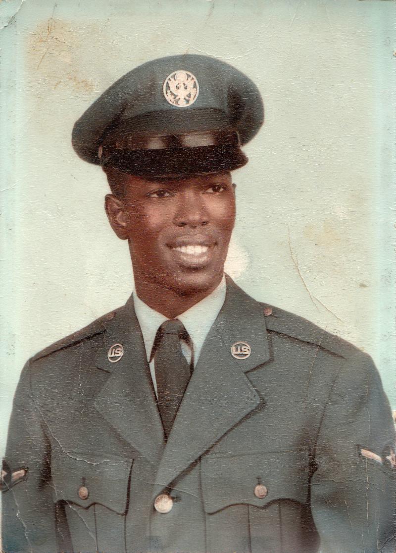 James Elcock Vietnam Air Force