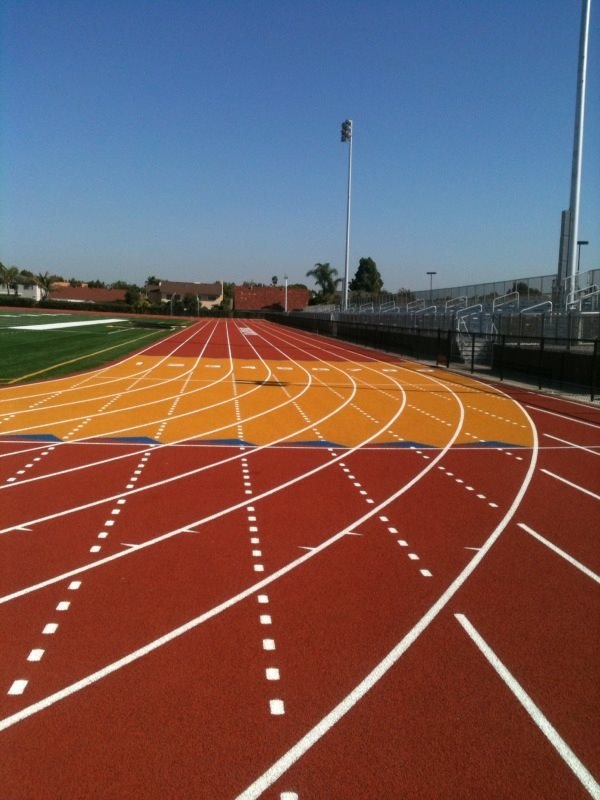 Track Lanes