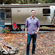 High-Tech Airstream Takes Tiny Living on the Road