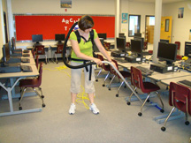 Custodial staff are preparing every school for students