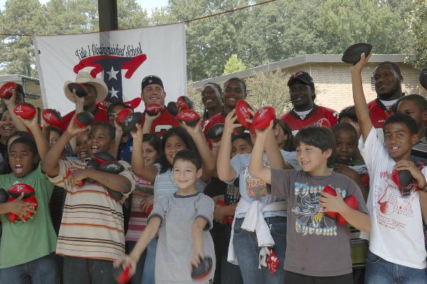 Falcons at Rockbridge Elementary