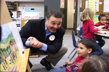 Rob Mottola at Knight Elementary