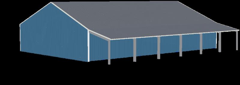 40 X 60 Metal Building Floor Plans