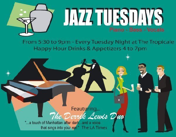 Tuesdays at Tropicale