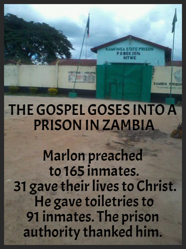 it is often stated that prison