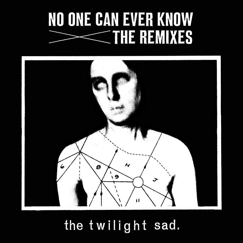 No One Can Ever Know, The Remixes Album Cover