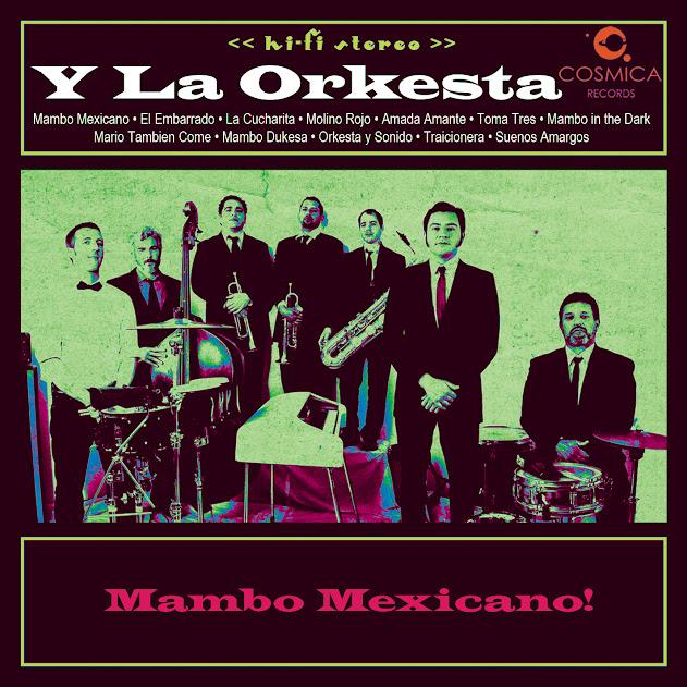 Sergio Mendoza album cover