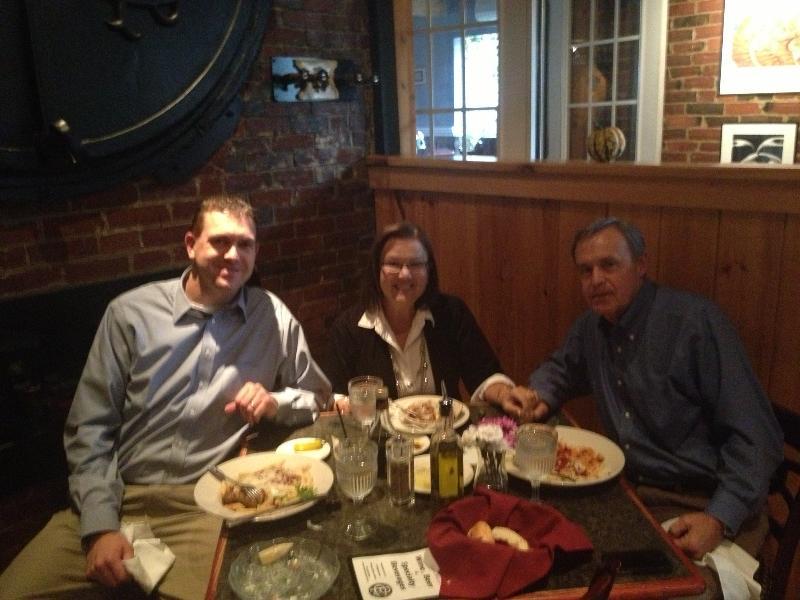 Steve, Bill & Mary