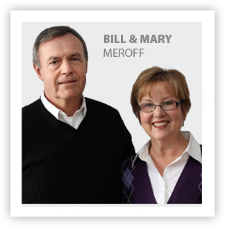 Bill and Mary Meroff