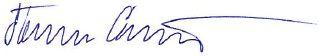 sc signature