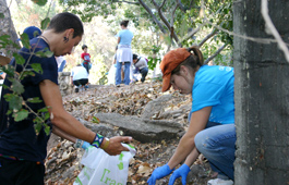 Coastal Cleanup Day 2014