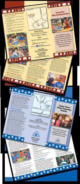 Moorepark Unified School district brochures