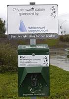 Whisenhunt Communications' Mutt Mitt Sign