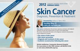 cmh skin cancer seminar