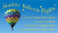 Starlite Balloon Flights