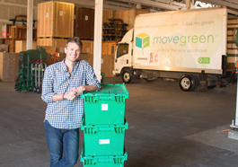 Movegreen CEO Erik Haney