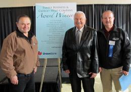 Harrison Legacy award