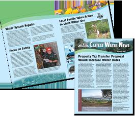 Casitas Newsletter, Summer 2011