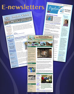 eNewsletters produced by Whisenhunt Communications