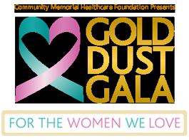 Gold Dust Gala Logo