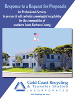 Gold Coast Recycling RFP