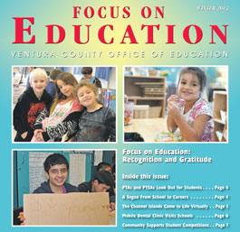 Focus on Education Winter 2013