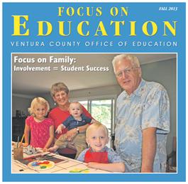 Focus on Education Fall 2013
