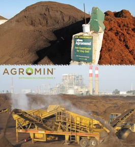 Agromin collage