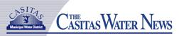 Casita Water News Masthead