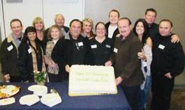 Harrison celebrates 80th anniversary with the Camarillo Chamber