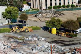 CMH demolition