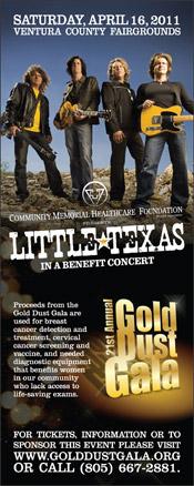 Gold Dust Gala - Little Texas